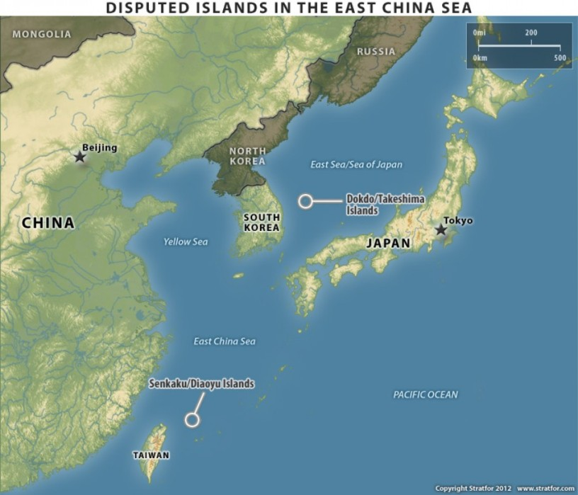 East China Sea Tensions Rise: Russia Has a Role as a Mediator ...