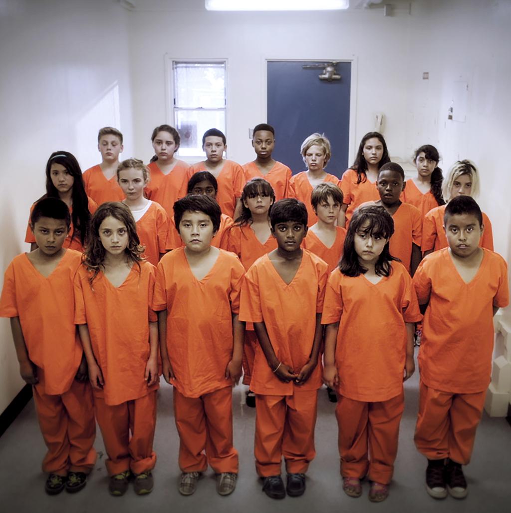 Znalezione obrazy dla zapytania kids turkey prison